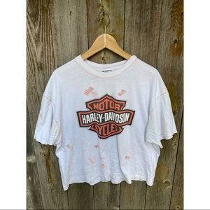 HARLEY DAVIDSON graphic tshirt size medium
